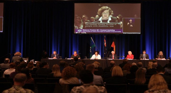 Disability Royal Commission comes to Brisbane